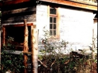 Chicken Shed (Post & Beam)