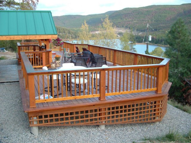 Sundeck construction and deck design in vancouver bc for Sundecks designs